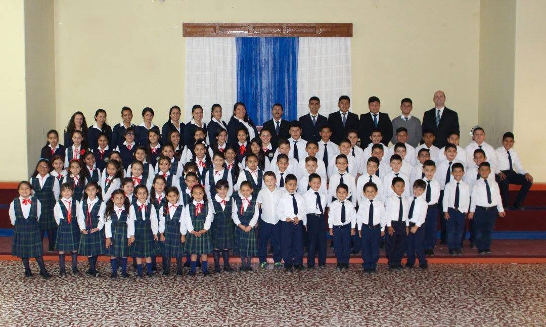 Guatemala – Training a new generation of Christian leaders