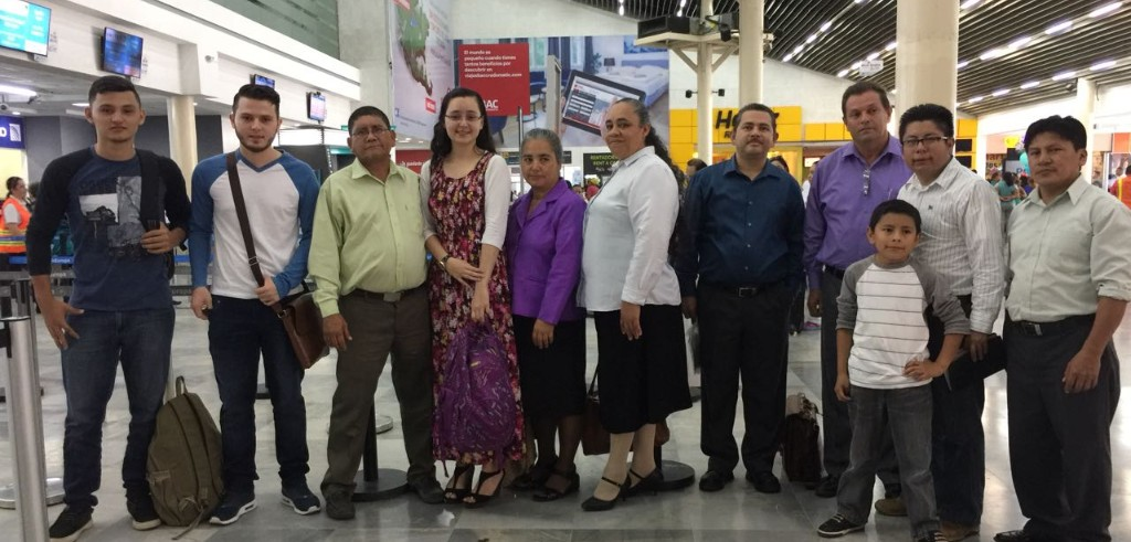 Meet the Leiva Family, Missionaries from Honduras