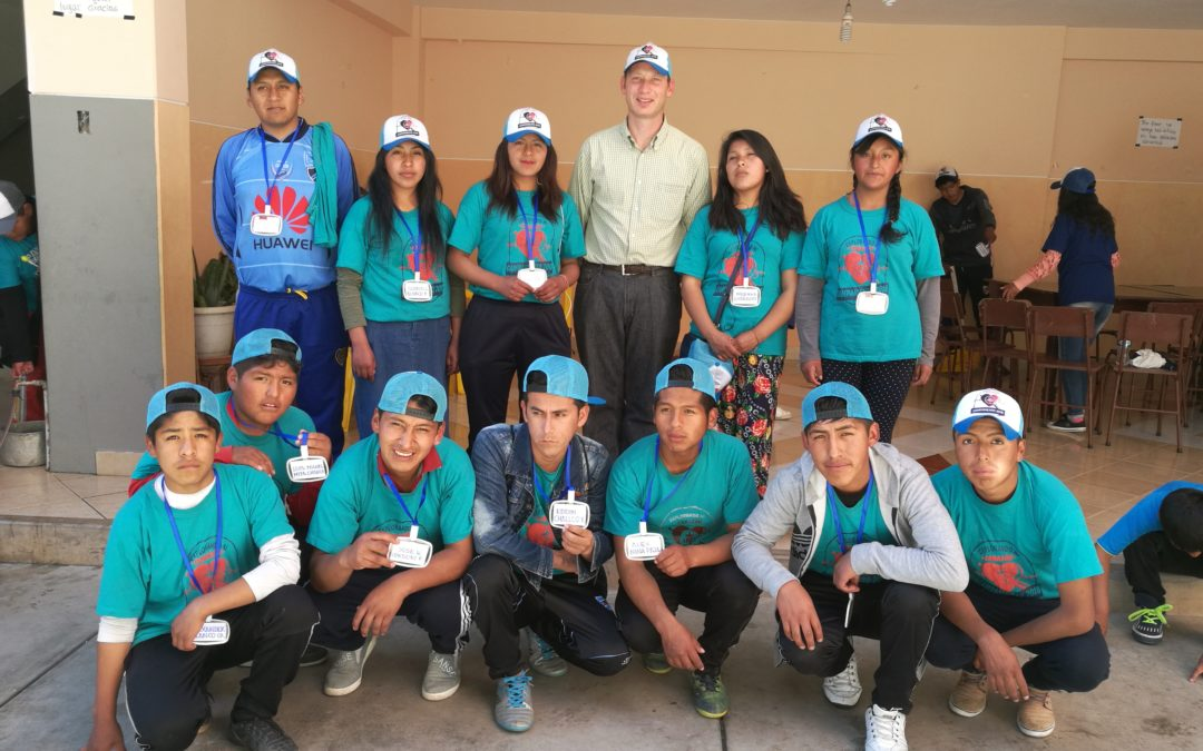 Bolivian Youth Camp Opportunity